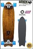 【サーフ ロングスケートボード】REKON 36 inch LONG SKATE BOARD【CRUISE】36 インチコンプリート