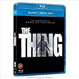 The Thing (Blu-Ray 2012) + Digital Copy Region Free ABC Danish Import