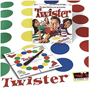 Twister game!