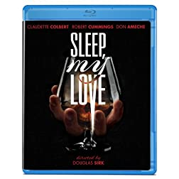 Sleep My Love [Blu-ray]