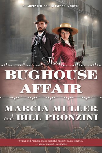 Image of The Bughouse Affair: A Carpenter and Quincannon Mystery