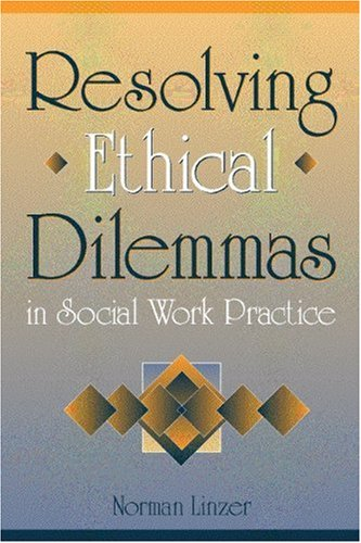 practicing ethics decreases work tensions 12 values, ethics and anti-oppressive practice as a profession, social work requires a specific qualification and registration with a professional regulatory body without this, people cannot call themselves 'social workers.