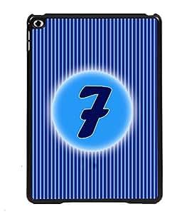 Printvisa 2D Printed Numerology Designer back case cover for Apple ipad Air 3 - D4224