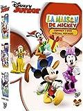 echange, troc La maison de Mickey vol.1 : A la rescousse du Père Noël + Décollage pour Mars + La course en ballon avec Donald - coffret 3