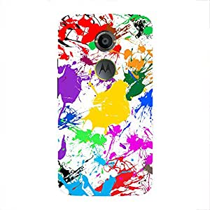 Back cover for Moto X (2nd Gen) Colour Stab