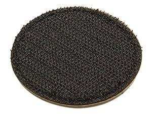 Biohazard PVC Airsoft Velcro Patch Jaune