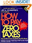 How to Pay Zero Taxes, 2004
