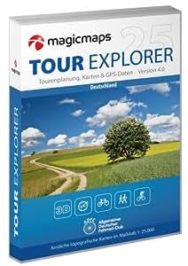 Tour Explorer 25 - Deutschland Gesamt Version 5.0