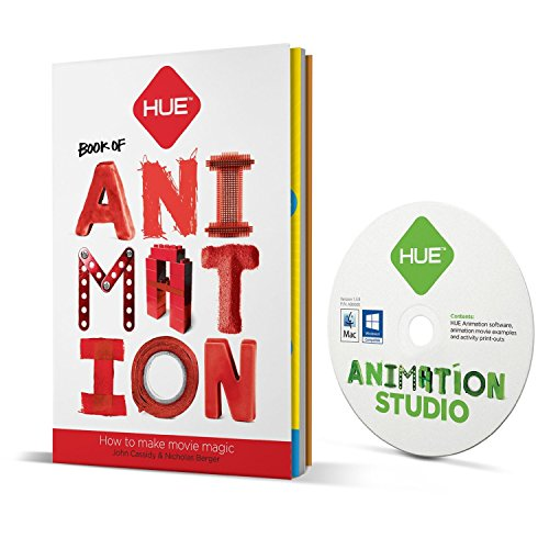 The HUE Book of Animation (includes HUE Animation software) (Stop Motion Animation Software compare prices)