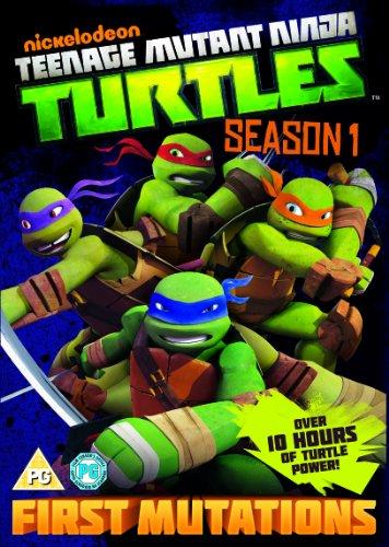 Teenage Mutant Ninja Turtles-Complete Season1 [DVD] [Import]
