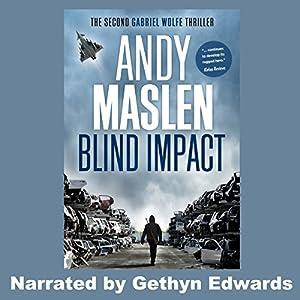 Blind Impact Audiobook