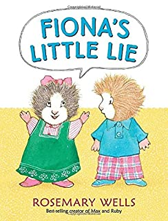 Book Cover: Fiona's Little Lie