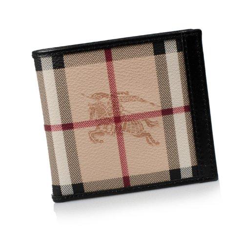 最初に所有するべきハイブランド BURBERRY (バーバリー) の財布