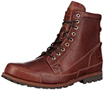 Big Sale Best Cheap Deals Timberland Men's Earthkeepers 6 Inch Original Boot,Red Brown,10.5 W US