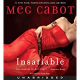 Insatiable Unabridged Cdby Meg Cabot