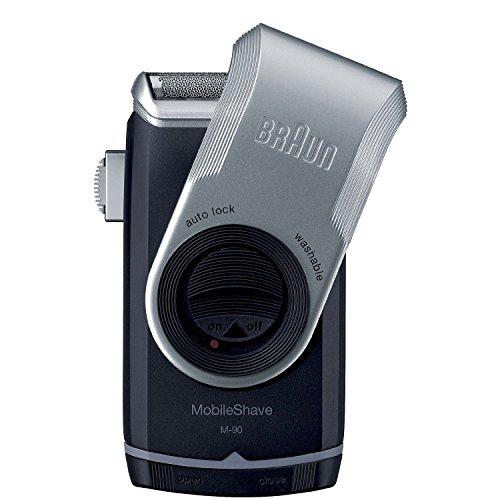 Braun M90 Mobile Shaver, 1 Count (Braun Pocketgo Foil compare prices)