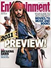 Entertainment Weekly #1138 January 21, 2011 Preview Breaking Dawn Johnny Depp Pirates