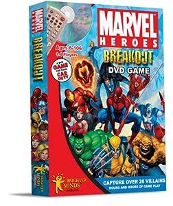 Marvel Heroes: Breakout DVD Game