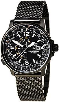 Citizen Eco-Drive Nighthawk Quartz Men's Watch