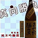 来福 真向勝負 純米吟醸酒 720ml (茨城県 来福酒造) 四合瓶