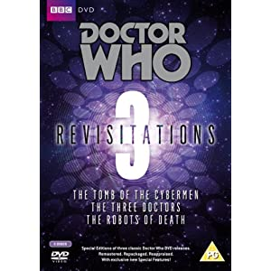 Doctor Who - Revisitations Box Set Volume 3: The Tomb of the Cybermen / Rob