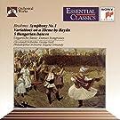Brahms : Symphonie n� 1 - Variations sur un th�me de Haydn - 5 danses hongroises