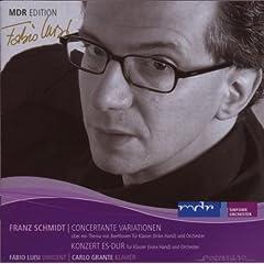 �V���~�b�g�F�x�[�g�[���F���̎��ɂ�鋦�t�I�ϑt�ȁA����̂��߂̃s�A�m���t�ȁ@Concertante Variationen, Konzert Es-Dur (MDR Edition)