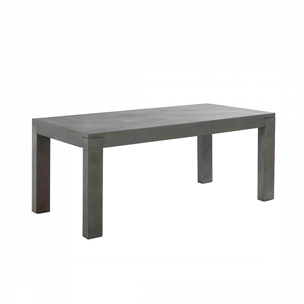 Esstisch 180cm aus Beton – XXL Tisch – Gartentisch – Betontisch – TARANTO günstig kaufen