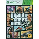 Grand Theft Auto V FIVE GTA 5 English, French, Italian, German, Spanish, Russian, Brazilian Portuguese, Polish, Korean, Traditional Chinese, Latin American Spanish [Region Free MULTI-LANGUAGE Edition] XBOX 360 GAME