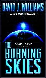 The Burning Skies (The Autumn Rain Trilogy Book 2)