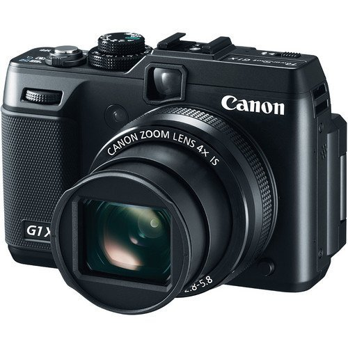 Canon-PowerShot-G1-X-143-MP-CMOS-Digital-Camera-International-Version-No-warranty