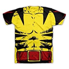 Buy Small X-Men Wolverine Costume T-Shirt S by Marvel