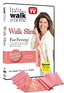 Leslie Sansone's Walk Slim - Fast Firming with Firming Band
