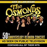 Live in Las Vegas 50th Anniversary Reunion Concert ~ The Osmonds