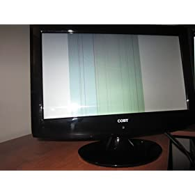 Coby LED TV with HDMI (Small Screen)