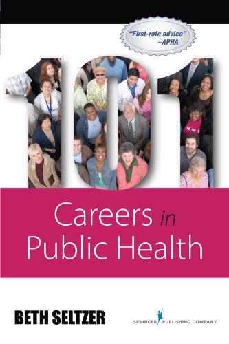 101 Careers in Public Health
