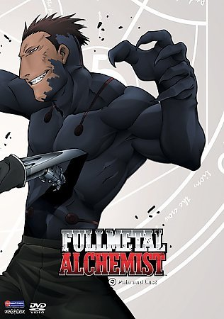 Fullmetal Alchemist Vol 9: Pain and Lust (REGION 1) (NTSC)