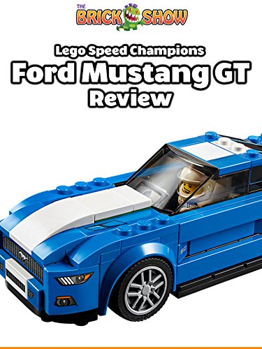 LEGO Speed Champions Ford Mustang GT Review (75871)