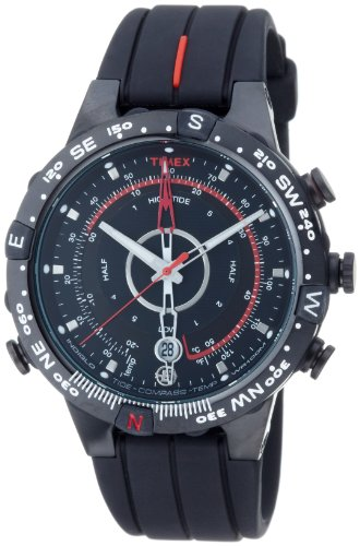 Timex Men's T45581 Expedition EInstruments Tide Temperature and Compass Watch