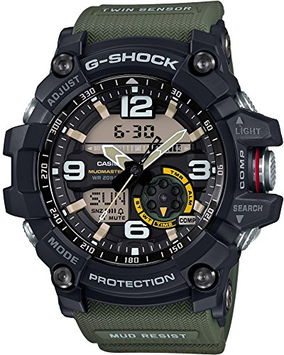 CASIO G-SHOCK MASTER OF G MUDMASTER GG-1000-1A3JF MENS JAPAN IMPORT