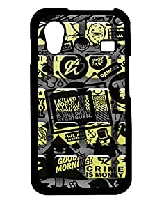 Pickpattern Back Cover for Samsung Galaxy Ace S5830