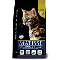 Farmina Matisse Salmon And Tuna Adult Cat Food - 1.5 KG