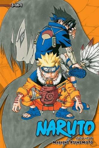 Download Naruto (3-in-1 Edition), Vol. 3: Includes vols. 7, 8 & 9