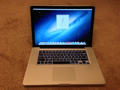Apple MacBook Pro A1286 15.4 Laptop (Intel Core 2 Duo 2.4Ghz, 250GB Hard Drive, 4096Mb RAM, DVDRW Drive, OS X 10.5.5)