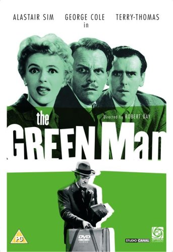 The Green Man [DVD][1956]