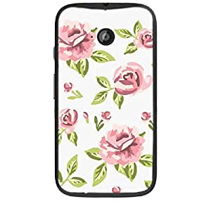 Skin4gadgets FLORAL Pattern 36 Phone Skin for MOTO E2