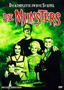 Die Munsters - Staffel 2 [7 DVDs]