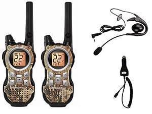 Motorola MR356 2-Way CAMO FRS/GMRS Radio (Camo)