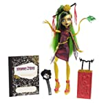 Toy - Mattel Y7657 - Monster High Scaris Deluxe Jinafire Long, Puppe
