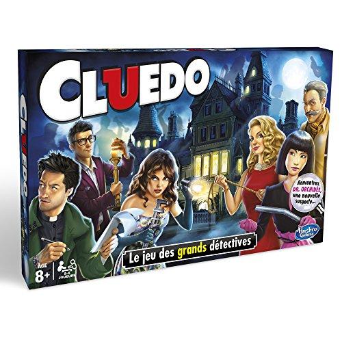 Hasbro - 38712 - Jeu de Plateau - Cluedo